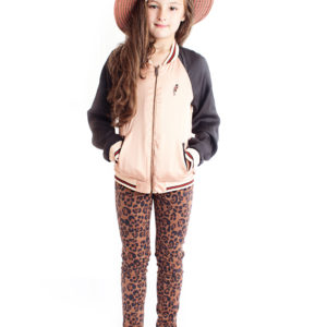 Scotch Rbelle Kids Leopard Print Jeans