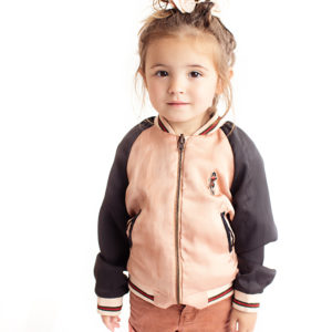 Scotch Rbelle Kids Reversible Aloha Jacket
