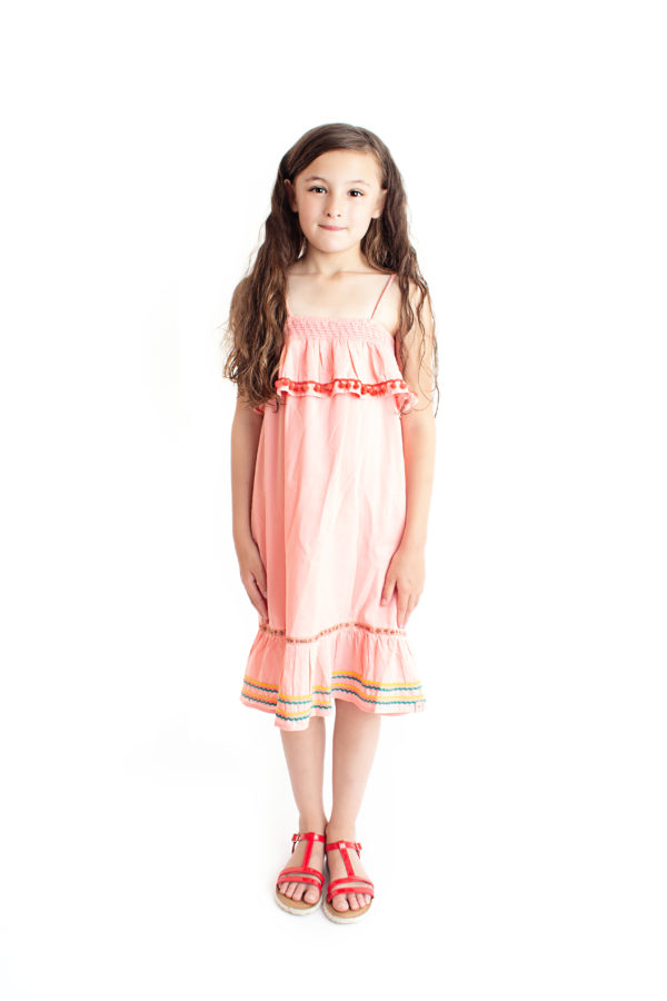 Scotch Rbelle Kids Flamingo Bobble Dress