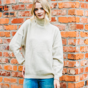 Bellerose Natural Grean Polo Neck