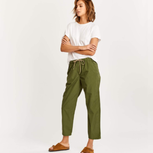 Bellerose Khaki Pizzy Trousers