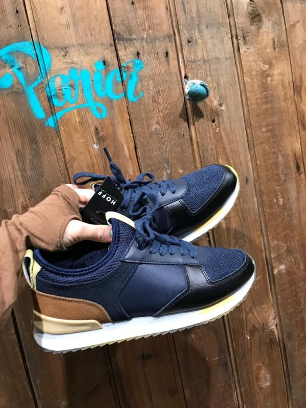 Hoff navy Trainers