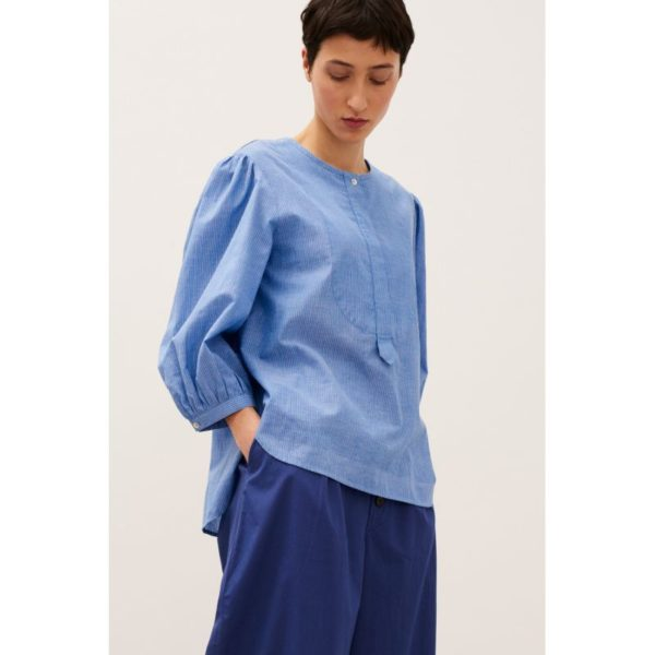 Polder chemise-tanguy-light-blue