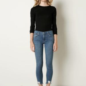 James Catalyst clean twiggy jeans