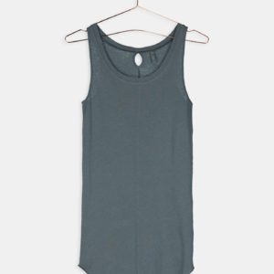 Humanoid Jaly Teal Vest