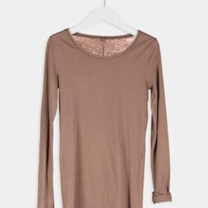 Humamoid Janes Top Taupe