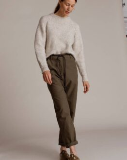 Humanoid Sylk Sweater in Dove