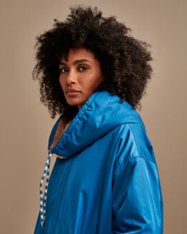 Bellerose Laos Parka Blue Eyes